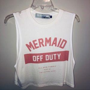 Revolve - The Laundry Room - Mermaid Off Duty Crop